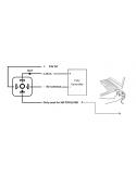HB Products HBTS-TR Sıcaklık Transmitter Sensör